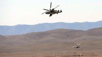 В Сирию перебросили дополнительную партию ударных вертолетов Ка-52