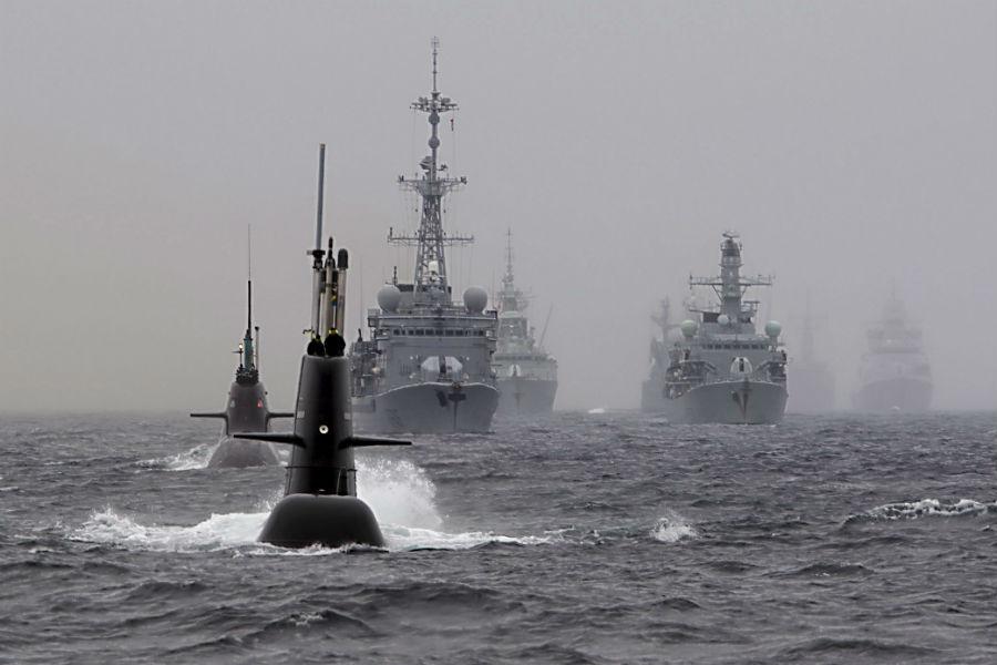 Для чего НАТО постоянная флотилия в Черном море