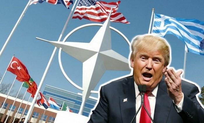 Дональд Трамп разрушит НАТО