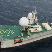 За деятельностью ВМФ РФ будут следить 2 норвежских корабляРазведывательный корабль Marjata.