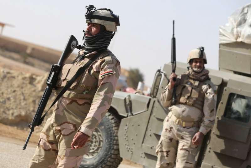 Иракские военные освободили из «тюрьмы» ИГ около 1,5 тыс. узников
