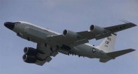 Истребитель Су-27 осуществил перехват американского самолёта-разведчика над Балтийским морем