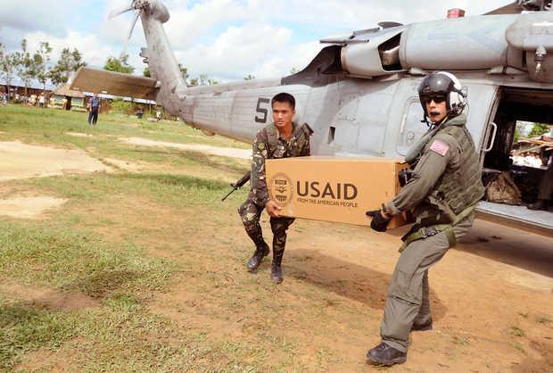 Китай возмущен появлением новых американских военных баз на Филиппинах