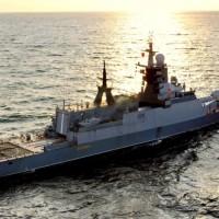 Корабли БФ в ходе контрольных проверок поразили воздушные и надводные цели