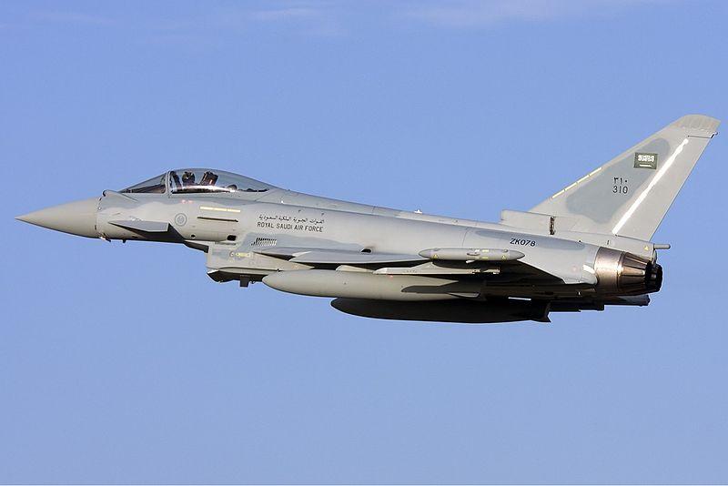 Кувейт подписал контракт на закупку 28 истребителей Eurofighter Typhoon
