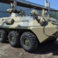 Министерство обороны России проявляет повышенный интерес к новому бронетранспортеру БТР-87