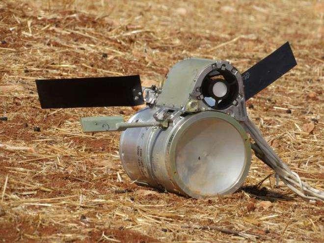 Минобороны РФ испытало в Сирии «умные» боеприпасы