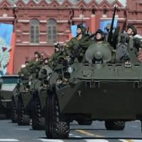Минобороны заключило контракт на поставку двадцати БТР-82А