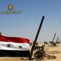 М-160 на вооружении сирийской армии
