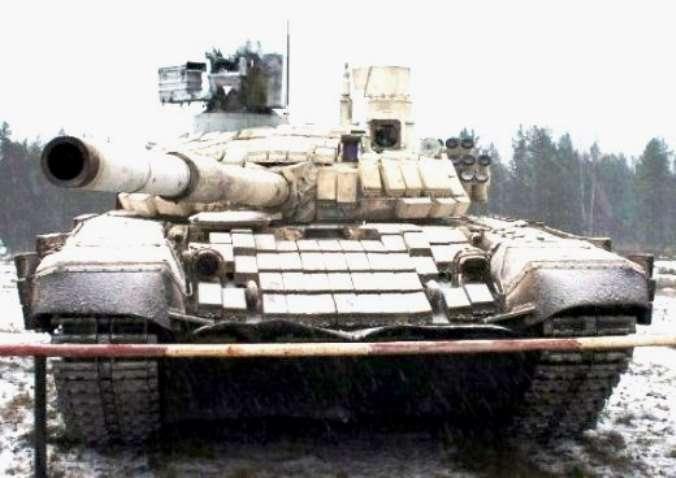 Никарагуа получит российские Т-72Б1