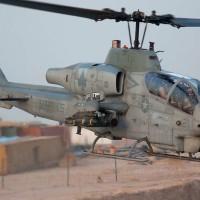 Пакистан получит девять боевых вертолетов AH-1Z Viper