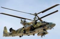 Появились первые качественные фотографии вертолетов Ка-52 в Сирии