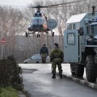 Российская национальная гвардия сможет участвовать в боевых действиях за пределами страны