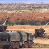 Российские «Мста-Б» в Сирии