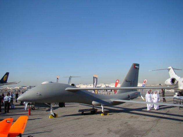 Россия тестирует новые беспилотники United-40