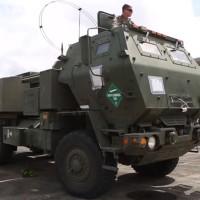 США перебрасывают на границу с Сирией ракетные комплексы HIMARS