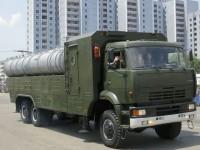 Северная Корея создала мобильный комплекс ПВО Pongae-5 внешне похожий на С-300