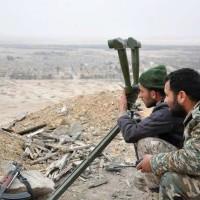 Сирийские правительственные силы заняли господствующую высоту у города Эль-Карьятейн