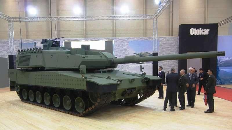 Турецкие оборонщики заявили о готовности начать серийное производство танков Altay