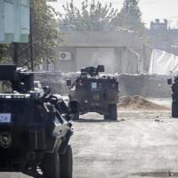 Турция бои за Нусайбин