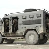 Украинский спецназ получит десять новых бронеавтомобилей «Варта»
