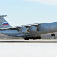 Участником воздушного парада в День победы впервые станет военно-транспортный самолет Ил-76МД-90А