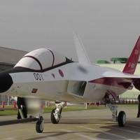 истребитель 5-го поколения ATD-X