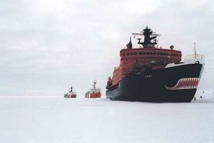 кто хочет прибрать к рукам русскую Арктику