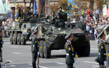 Украинские военнослужащие примут участие в параде по случаю Дня независимости Молдовы