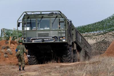 Турция испугалась российских ракетных комплексов «Искандер-М» на авиабазе Хмеймим в Сирии