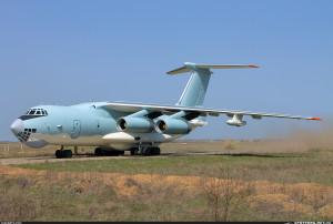 Украина поставит для ВВС Китая самолет-заправщик Ил-78