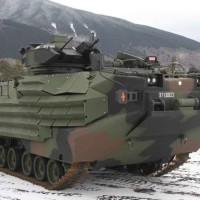 BAE Systems поставит Японии 30 бронемашин-амфибий