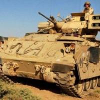Bradley — боевая разведывательная машина США