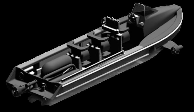 морской аппарат Sea Chariot Mk3