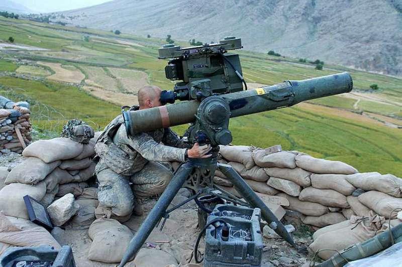 Иордания покупает у США противотанковые комплексы TOW