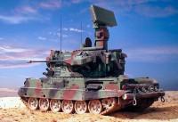 Польская зенитная самоходная установка «Loara»