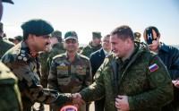 """Россия и Индия договорились о проведении совместных учений """"Индра-2016"""""""
