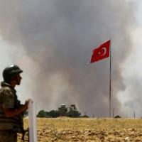 Турция нанесла удар по ИГ в Сирии, уничтожив 34 боевика