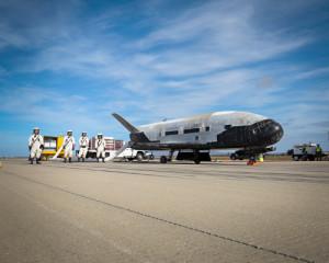 Раскрыты цели полета секретного корабля Boeing X-37
