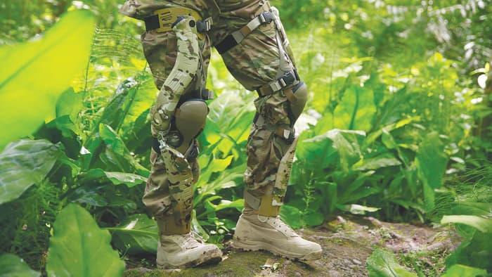 PowerWalk: армия США тестирует использование энергии движения