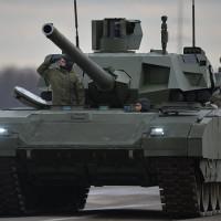 """Сможет ли ПТРК TOW уничтожить """"Армату""""?"""
