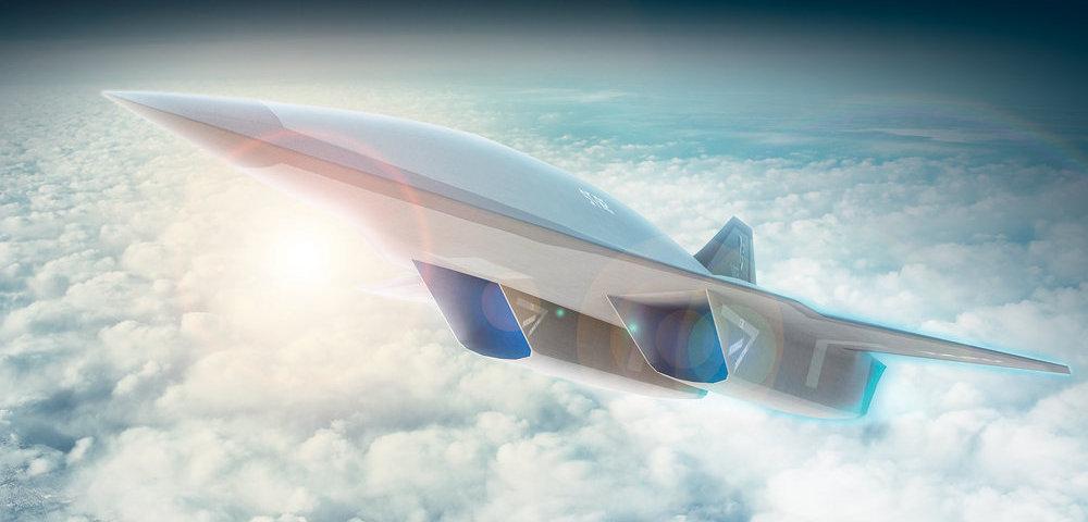 Гиперзвуковой самолет