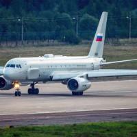 На базе «Хмеймим» зафиксирован российский самолёт-разведчик