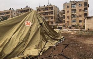 Врачи не смогли спасти вторую медсестру, раненную в Алеппо при обстреле боевиков