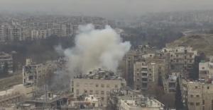 Удар возмездия: войска Асада накрыли огнем боевиков, обстрелявших российский госпиталь в Сирии