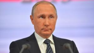 Путин снова на высоте