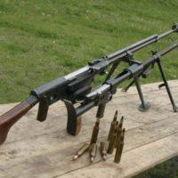 Украинская модернизация противотанкового ружья ПТРС
