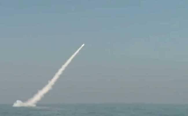 """Пакистан испытал крылатую ракету """"Бабур-3"""""""