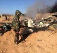 Боевики ИГИЛ с помощью ПЗРК сбили МиГ-23 ВВС Ливии