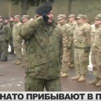 Американские танки вошли в Польшу
